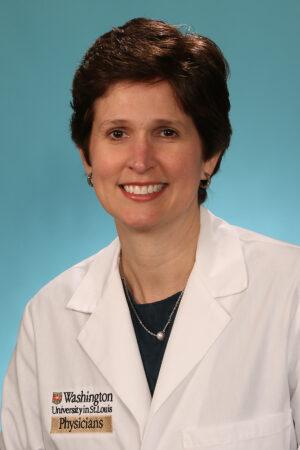 Portrait of Dr. Fernandez-Holtzman -- pediatrician at Fenton Pediatrics