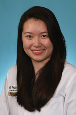 Portrait of Daisy Zhou, MD-pediatrician at Fenton Pediatrics.